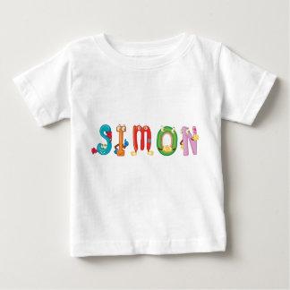Simon Baby T-Shirt