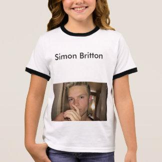 Simon Britton T-shirt