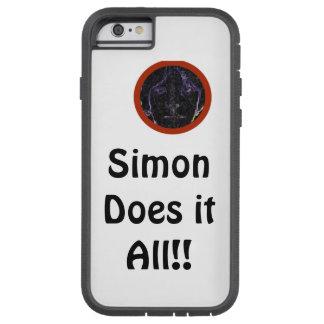 Simon does it all Iphone case!! Tough Xtreme iPhone 6 Case
