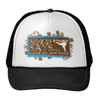 simon says cap