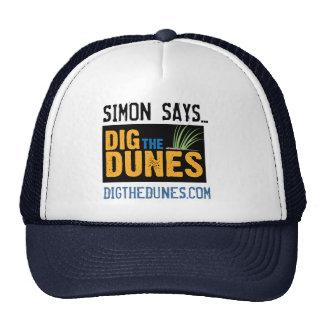 Simon Says Trucker Hat