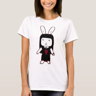 simone the adorable gothic bunny T-Shirt