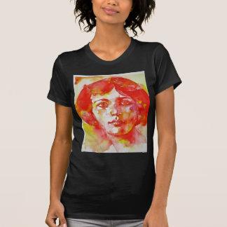 simone weil - watercolor portrait.1 T-Shirt