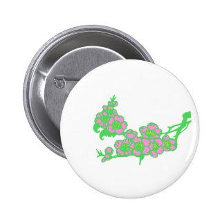 Simple 6 Cm Round Badge