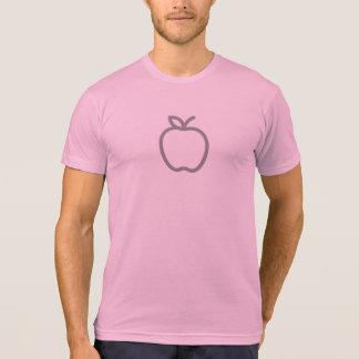 Simple Apple Icon Shirt