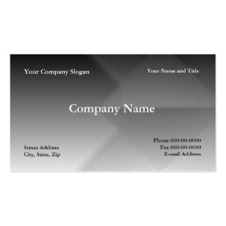 Simple Basic Business Card