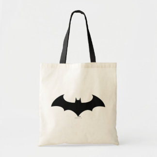 Simple Bat Silhouette Budget Tote Bag
