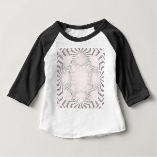 Simple Beautiful amazing soft white pattern design Baby T-Shirt