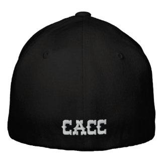 Simple Black CACC Cap Baseball Cap