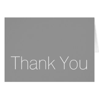 Simple Business Thank You Cards