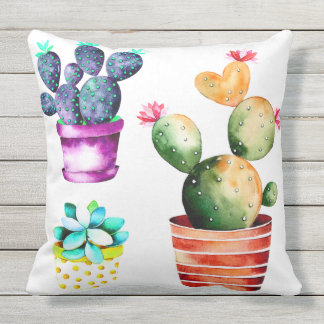 Simple But Chic Outdoor Cushion