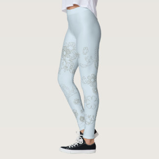 Simple, classical and modern. leggings