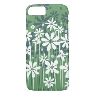 Simple Clean Blossoming Floral iPhone 7 Case