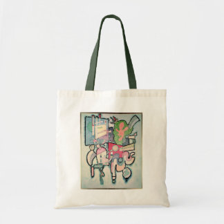 Simple Complexity, 1939 Budget Tote Bag