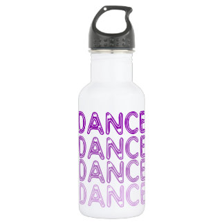 Simple Dance Design 532 Ml Water Bottle