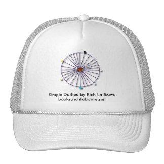 Simple Deities by Rich La Bonté Trucker Hat