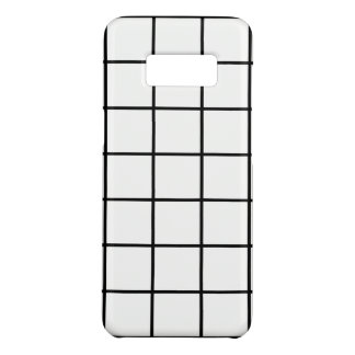 Simple design Plaid Square Pattern Samsung Galaxy Case-Mate Samsung Galaxy S8 Case