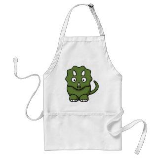 simple dino standard apron