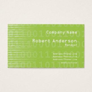 Simple Elegant Bit Business Card
