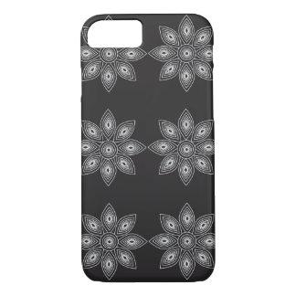 Simple Flower Print iPhone 8/7 Case
