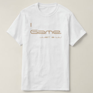 Simple Gamer's Identity T-shirt