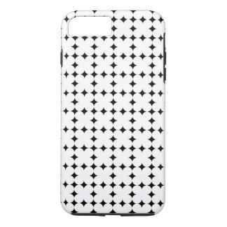 SIMPLE GEOMETRIC SHAPES PATTERN TEXTURE iPhone 8 PLUS/7 PLUS CASE