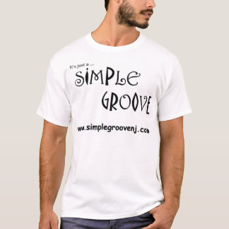 Simple Groove light shirt