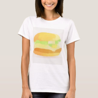 simple hamburger T-Shirt
