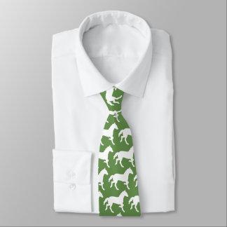 simple horse tie