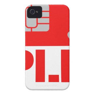 'SIM'ple iPhone 4 Cover