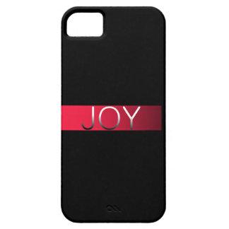 Simple JOY Pink Black