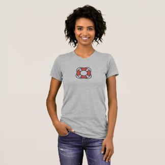 Simple Lifesaver Icon Shirt