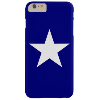 Simple Lone Star Phone Shell Barely There iPhone 6 Plus Case