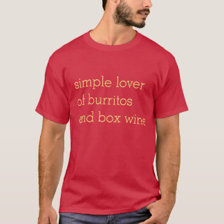 simple lover T-Shirt
