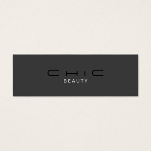 Sophisticated business cards business card printing zazzle simple modern hip black business card colourmoves