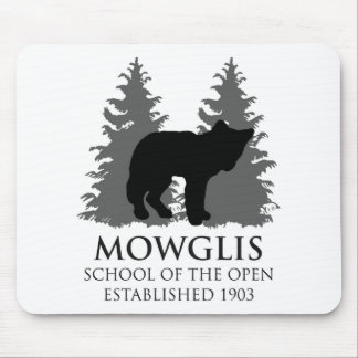 Simple Mowglis Mousepad
