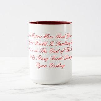 Simple Two-Tone Mug