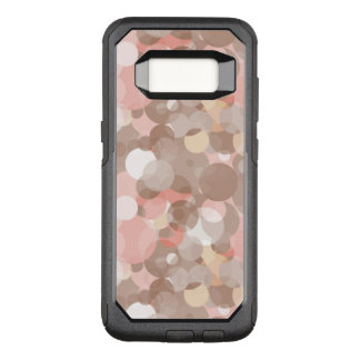 Simple Pattern - Circles OtterBox Commuter Samsung Galaxy S8 Case