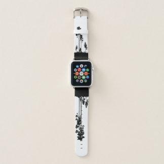 Simple pine tree Apple Watch Band
