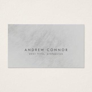 Simple Plain Light Grey Stone Texture Card