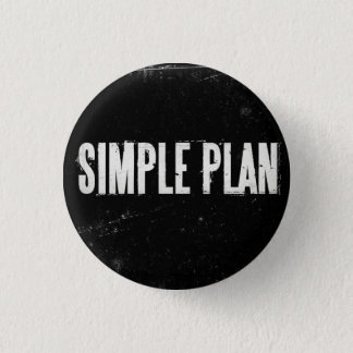 Simple Plan 3 Cm Round Badge