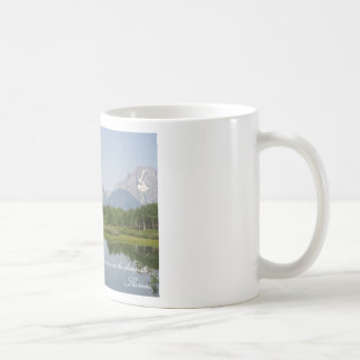 Simple Pleasures Mug- Grand Tetons Coffee Mug
