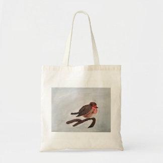 Simple Robin Tote bag