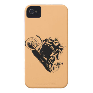Simple Sidecarcross Design Case-Mate iPhone 4 Case