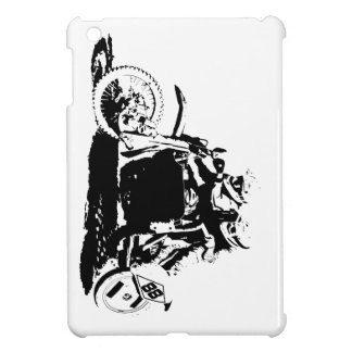 Simple Sidecarcross Design iPad Mini Cases