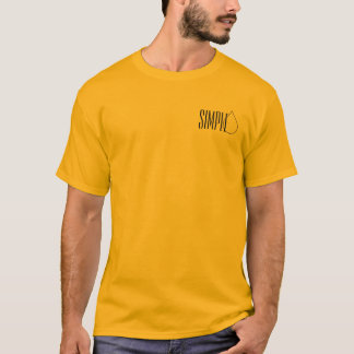 Simple Skateboarding T-Shirt