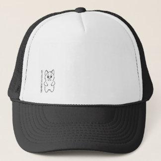 Simple Snow Beast Reviews Trucker Hat