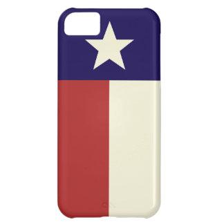 Simple Texas Flag iPhone 5C Case