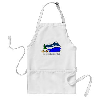 Simple Things - Camping Aprons