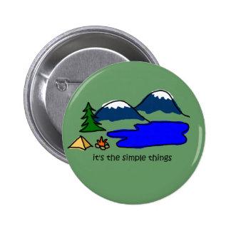 Simple Things - Camping Pins